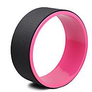 yoga Wheel Yoga Rubber
