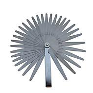 Grande parede precisão calibre calibre 25 peças 0.041.00mm 428007 ferramenta de medição