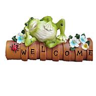 Action & Spielfiguren Frosch Jungen Mädchen Harz lieblich