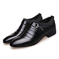 Masculino sapatos Microfibra Primavera Verão Outono Inverno Sapatos formais Botas da Moda Botas Caminhada Tachas Combinação Para