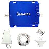 lintratek 2g 3g mobile booster GSM 850MHz 1900MHz signal double bande booster cdma pcs umts amplificateur kits complets