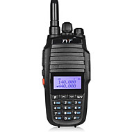 Tyt th-uv8000d opgradere dual band transceiver cross-band repeater tovejs radio 10w 136-174 / 400-520mhz 7.2v 3600mah batteri