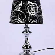 31-40 Artistic Table Lamp , Feature for Dimmable , with Electroplate Use Dimmer Switch