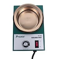 Bao tin fundido 300w teor de lata fundido 2.2kg tipo circular compacto temperatura constante solução de forno quente / 1 taiwan tin