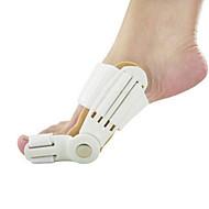 לכל הגוף כף רגל תומך מפרידי בוהן & פיקת Pad כלי פדיקור כריות כף הרגל Manual נייד מסג' להקל על כאבים ברגל מתקן יציבה תמיכה מגןנייד תמיכה