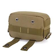 Herren Taschen Ganzjährig Nylon Hüfttasche mit für Normal Braun