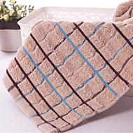 Waschtuch,Plaid/Karomuster Gute Qualität 100% Baumwolle Handtuch