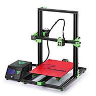 Impressora 3d tornado Impressora pré-montada de alta precisão 300 * 300 * 400 mm 2017 modelo mais recente do tevo