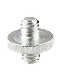 "1/4 inch 1/4 ""male naar 1/4"" male schroefdraad adapter"