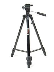 Digitale Camera en Camcorder Flexibel statief met draagtas (zwart)