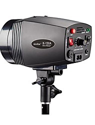 godox® mini mester stúdió vaku fény k-150a 150ws kis stúdió fotózás (AC 220 V)