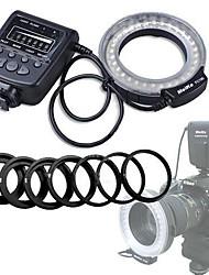 meike® vezetett makró vaku fc-100 Canon Nikon PENTAX Olympus DSLR kamera