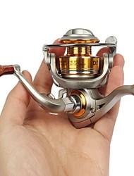 Smékací navíjáky / Naviják na rybaření v ledu 5.2:1 5 Kuličková ložiska VyměnitelnýMořský rybolov / Rybaření v ledu / Spinning / Rybaření
