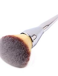 1 Кисть для пудры Синтетические волосы Офис / Путешествия / Экологичность / Переносной Plastic Лицо Прочее