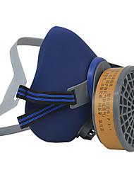 Huate 8101 silicone único tanque respirador pintado especiais anti-odor pesticidas pulverização máscaras