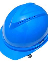 msa msa 500 luxo abs respirável anti-esmagamento capacete capacetes levou impressão canteiro de obras