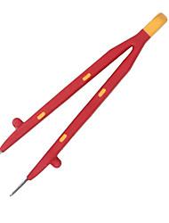 Sheffield s150015 pinças de isolamento boca larga resistência à torção fio diy tools / 1