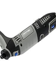 Kkmoon 220-240v ac ferramenta de fresagem de velocidade de regulação para moagem de polimento perfuração de corte kit de gravação