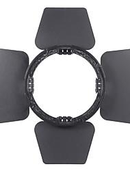 sga-bd4 four-speed speedlite flash lichtfotografie barndoor accessoire voor nikon canon yongnuo godox sigma andoer neer vivitar speedlight