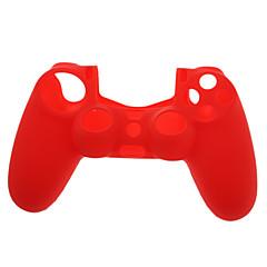 Pehmeä silikoni Case suojelija PS4 Controller