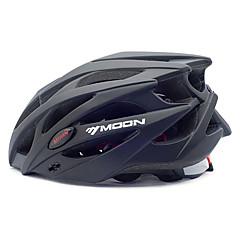 Capacete (Preto , PC / EPS) - Half Shell - Unisexo 21 AberturasCiclismo / Ciclismo de Montanha / Ciclismo de Estrada / Ciclismo de