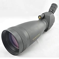 30-90X100 mm Tek Gözlü Dürbün Su Geçirmez Spotting Kapsam BAK4 33.5-15.7
