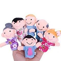 Hračky Akční figurky a plyšáci Prstová loutka Hračky Půvab Zábava pro volný čas Pro chlapce Pro dívky Textil