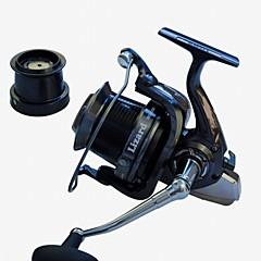 Molinetes de Pesca Molinetes Rotativos 4.1:1 14 Rolamentos TrocávelPesca de Mar / Rotação / Pesca de Gancho / Pesca de Água Doce / Pesca