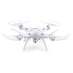 Drone SYMA X5SW 4CH 6 Eixos Com Câmera HD de 2.0MP FPV Iluminação De LED Modo Espelho Inteligente Vôo Invertido 360° Flutuar Com Câmera