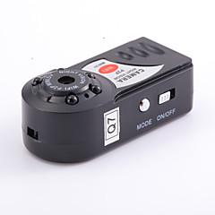 Mini dv pq7 kamera wifi kamera tukee jopa 32g tf web kameraa