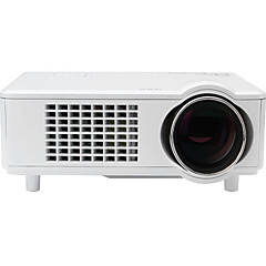 Mini-led 3d home theater business projector 3000 lumen 1280x800 1080p vga usb sd hdmi invoer t928s