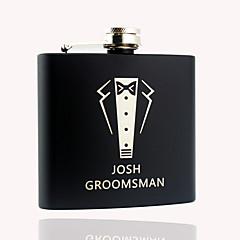 Brudgom / Brudepige / Groomsman / Par / Forældre Gaver Piece / Set Flasker Klassisk / ModerneBryllup / Jubilæum / Fødselsdag /