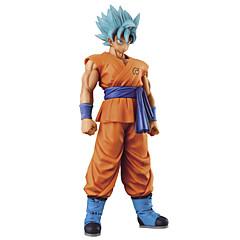 Anime Toimintahahmot Innoittamana Dragon Ball Saiyan 27 CM Malli lelut Doll Toy