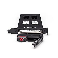 oimaster případ pevný disk box PCI jednu anténu / talíř s vestavěným-in box pevný disk náhodné barvy