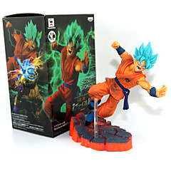 Dragon Ball Son Goku PVC 14CM Anime Toimintahahmot Malli lelut Doll Toy