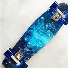 Standart Skateboards Turuncu Yeşil Mavi