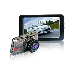 Mini auto dvr auto camcorder camera auto's dvrs full HD 1080p dash dam parkeerrecorder zwart box video registrator carcam