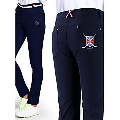 Femme Sans manche Golf Bas Respirable Garder au chaud Confortable Bleu Marine Golf Sport de détente