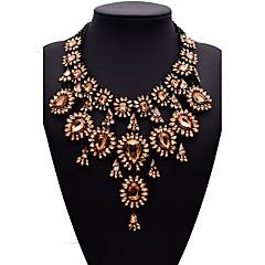 Žene Izjava Ogrlice Jewelry Jewelry Dragulj Legura Moda Euramerican kostim nakit Jewelry Za Party