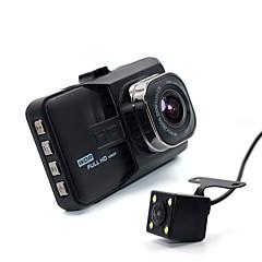 Generalplus (Tchaj-wan) Full HD 1920 x 1080 Car DVR 3inch Obrazovka 1 Dash Cam