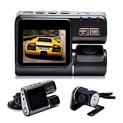 Generalplus (Taiwan) HD 1280 x 720 DVR para Carro 2.0 Polegadas Tela 1 Câmera Automotiva