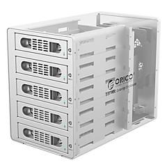 orico-3559rus3 3.5インチハイスピードusb3.0 5ディスクハードディスクキャビネットRAID
