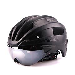 CAIRBULL Unisexo Moto Capacete 22 Aberturas Ciclismo Ciclismo de Montanha Ciclismo de Estrada Tamanho Único