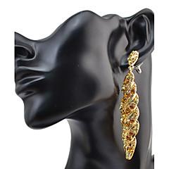 Femme Boucles d'oreille goutte StrassBasique Original Amitié Bijoux de Luxe Bijoux Fantaisie Afrique Gland USA Mode British Vintage Noël