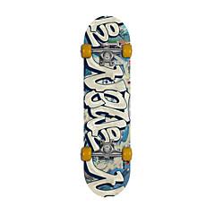 31 inç Komple Kaykay Standart Skateboards Profesjonalne Metal ABEC-5/7