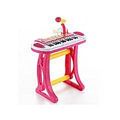Hračky Novinka Piano Hudební nástroje Plast