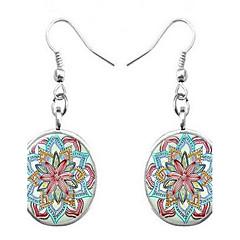 Dámské Šperky Základní design Retro Bohemia Style bižuterie Sklo Round Shape Šperky Pro Ostatní Rande Nový Rok Jdeme ven