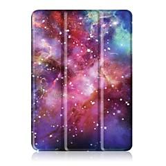 Malerei Muster dreifach PU Ledertasche mit Stand für Lenovo Tab 4 10 (tb-x304fn) 10,1 Zoll Tablette PC