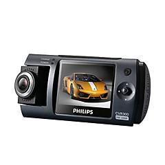 1080p 車のDVR 2.0 インチ スクリーン ダッシュカム