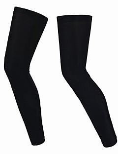 Leg Warmers Kompresní oblečení KoloProdyšné Zahřívací Rychleschnoucí Odolný vůči UV záření Komprese Lehké materiály Protiskluzový Proti